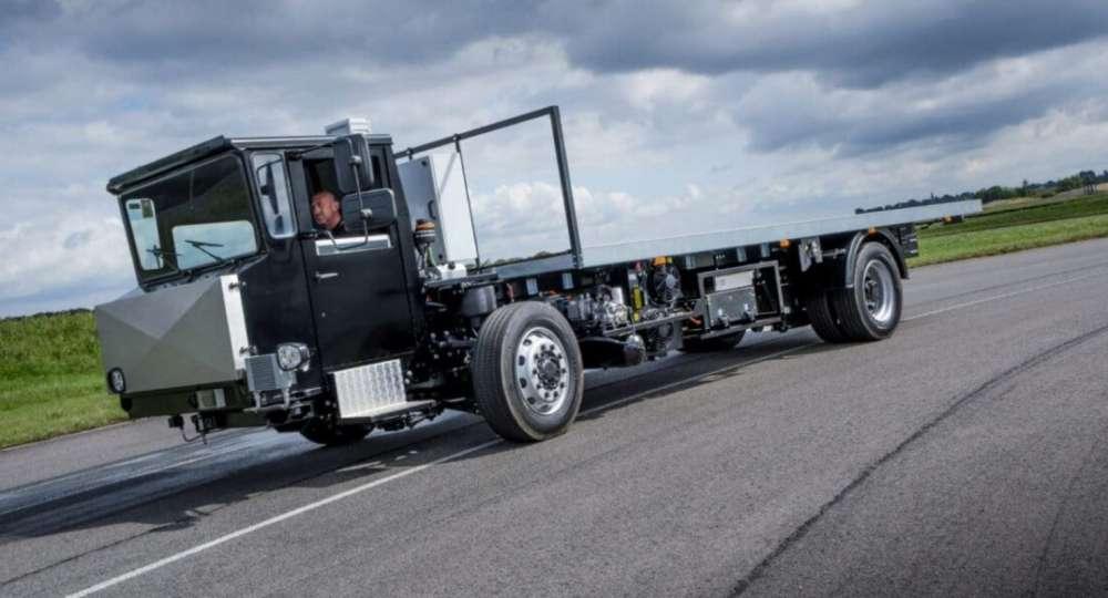Volta Trucks приступила к тестовым испытаниям экологичного тягача Zero в реальных условиях