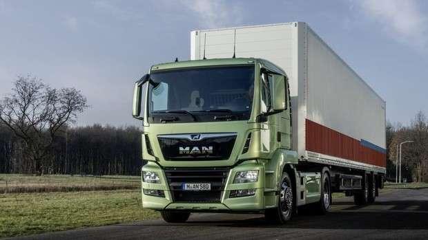 С 2024 года MAN перейдёт на полностью электрические грузовики